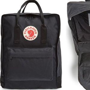 New Fjallraven Kanken Water Resistant Backpack